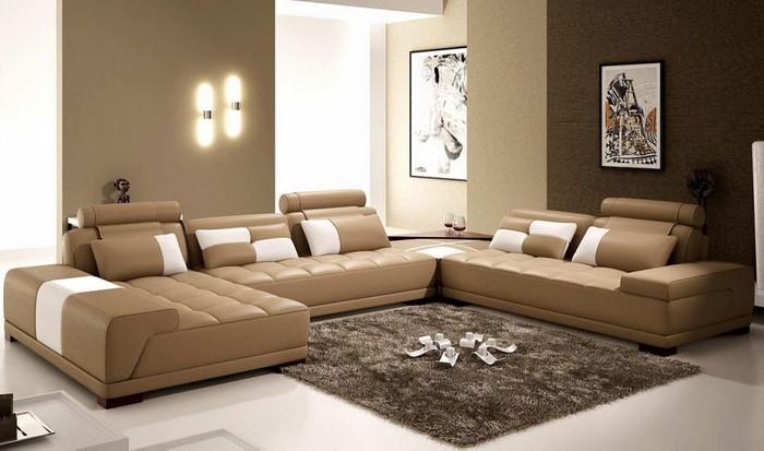 Farbideen Fürs Wohnzimmer mit schöne stil für ihr haus design ideen