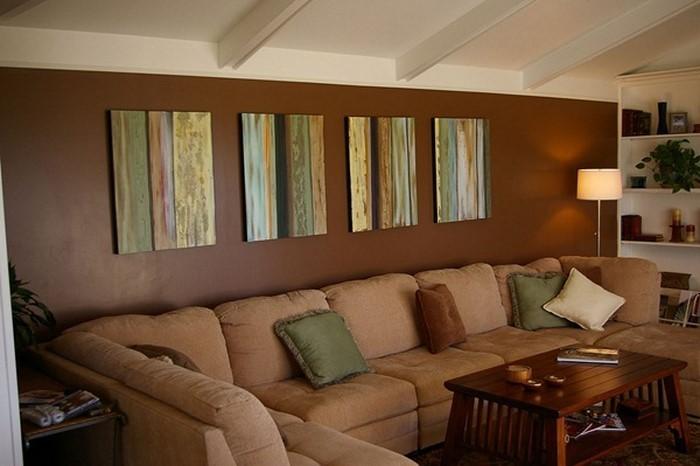 wohnideen wohnzimmer tapezieren – dumss, Schlafzimmer design