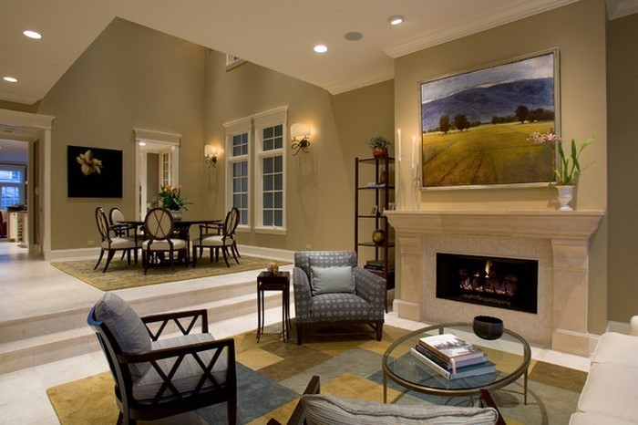 design : wohnideen wohnzimmer grün braun ~ inspirierende bilder ... - Wohnideen Wohnzimmer Braun Grun