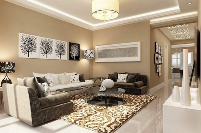 Wohnideen-Wohnzimmer-Eine-wunderschöne-Ausstattung