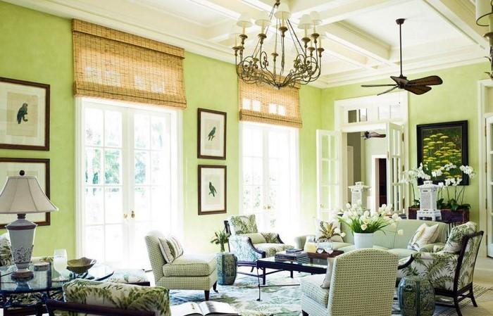 Wohnideen Wohnzimmer Grun ~ Raum und Möbeldesign Inspiration