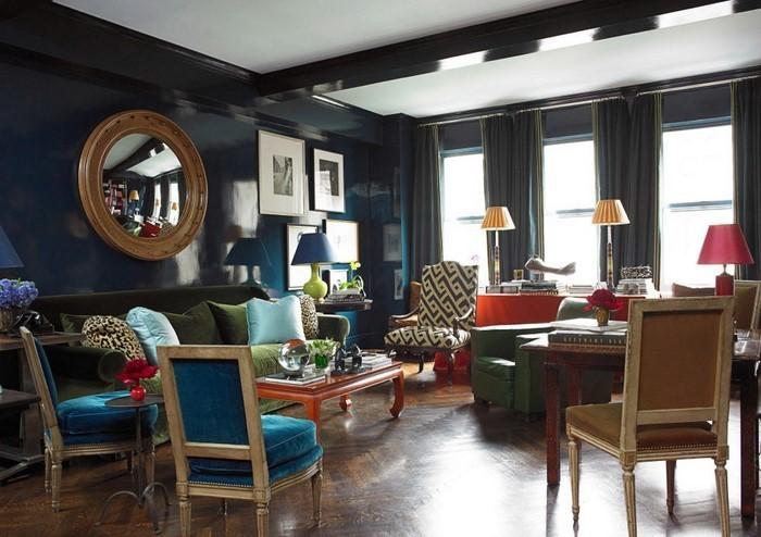Wohnideen-Wohnzimmer-Wandfarben-Eine-tolle-Atmosphäre