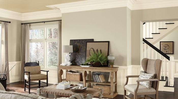 Wohnzimmer Farben Ein Aufflliges Design