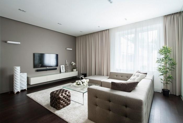 Moderne Wohnzimmer Deko Ideen : Wohnzimmer Ideen mit Farben:Eine super ...