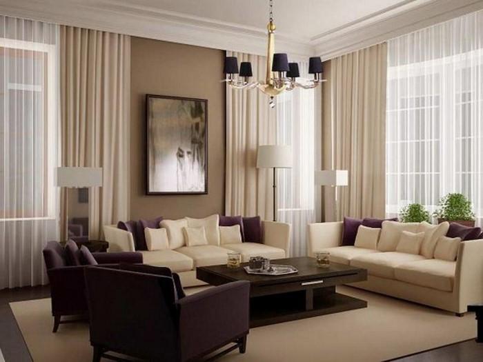 wohnzimmer farben: 107 großartige ideen, Wohnideen design