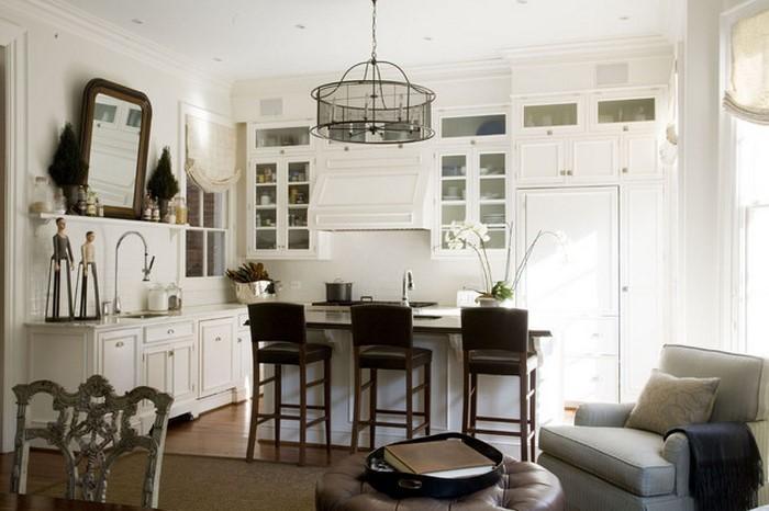 Wohnzimmer Farben: Eine verblüffende Ausstrahlung mit grünen ...