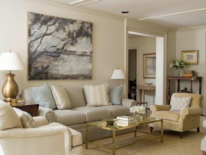 Wohnzimmer-Farben-Ein-wunderschönes-interieur