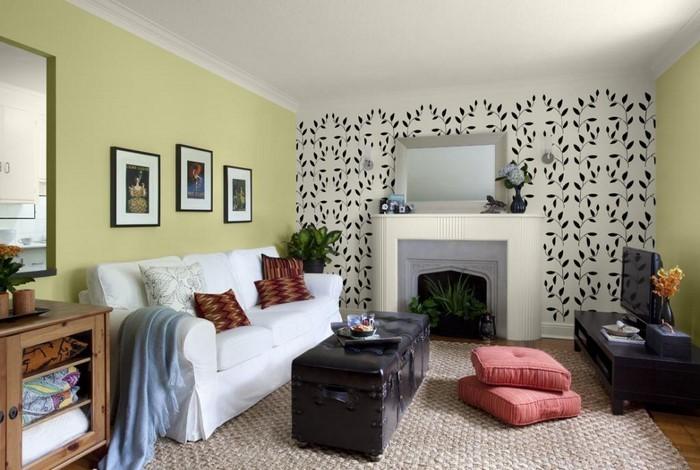 Wohnzimmer-Farben-Eine-außergewöhnliche-Ausstattung