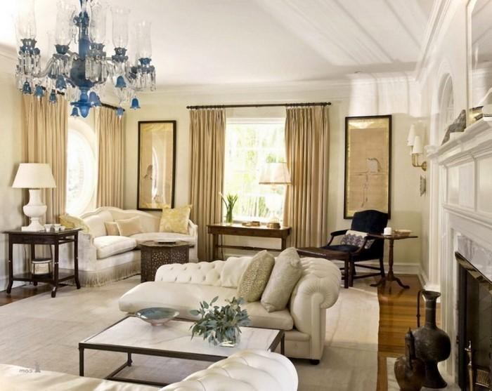 Wohnzimmer-Farben-Eine-außergewöhnliche-Dekoration