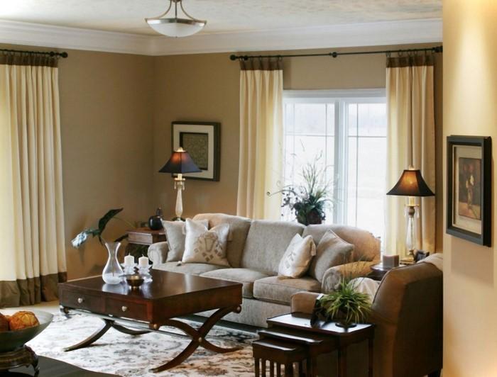 wohnzimmer farben 107 gro artige ideen