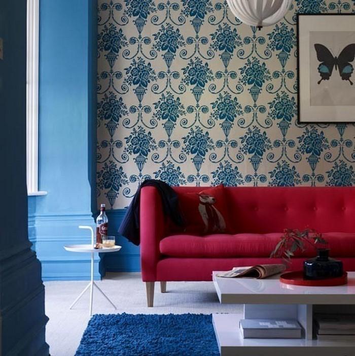 taupe wohnzimmer:wandgestaltung wohnzimmer taupe : Wandgestaltung Wohnzimmer Eine