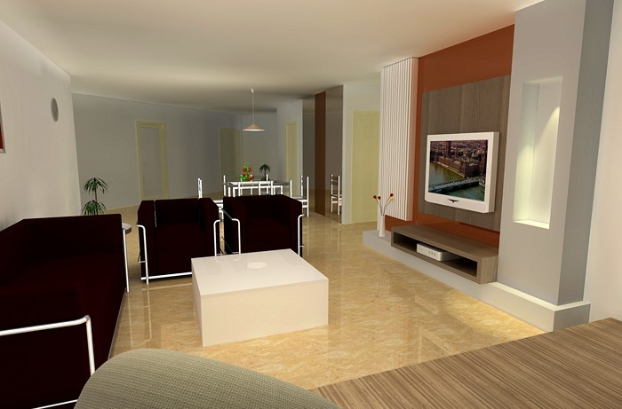 Wohnzimmer-Farben-Eine-auffällige-Gestaltung
