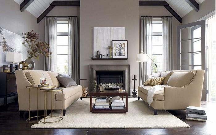 Wohnzimmer-Farben-Eine-coole-Deko