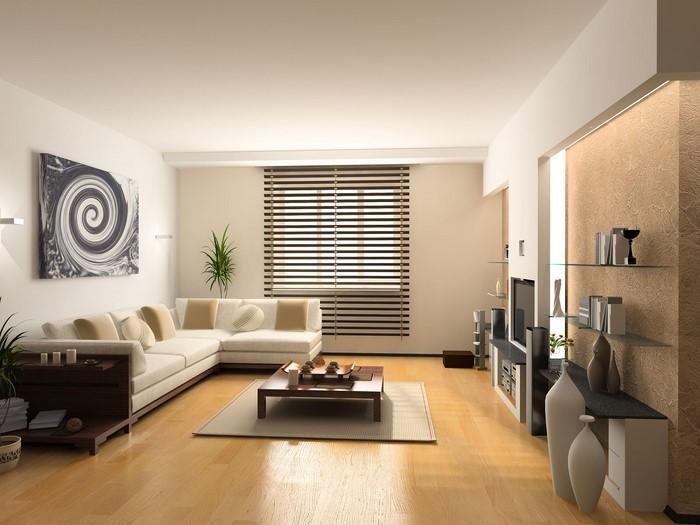 Wohnzimmer-Farben-Eine-kreative-Dekoration