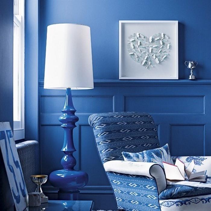 48 Inspiration Wohnzimmer FarbenWohnzimmer Farben Blaues