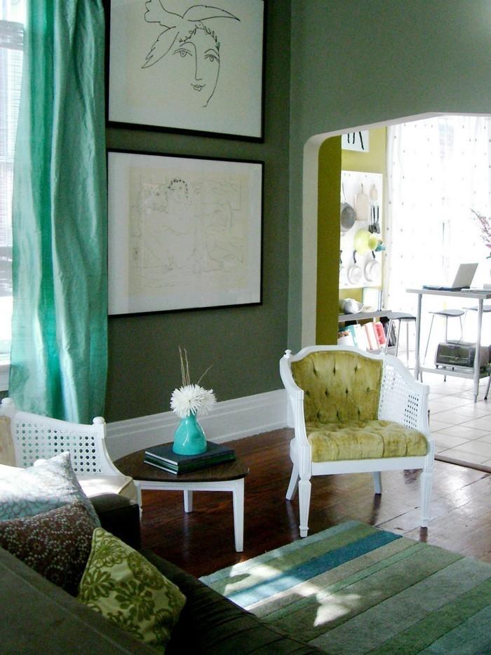 Wohnzimmer-Farben-Eine-moderne-Deko