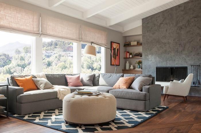 Wohnzimmer-Farben-Eine-moderne-Dekoration