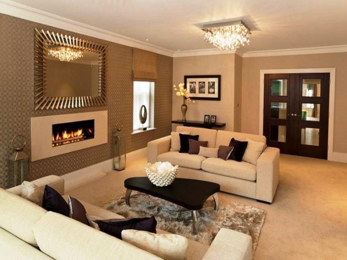 Wohnzimmer-Farben-Eine-verblüffende-Deko