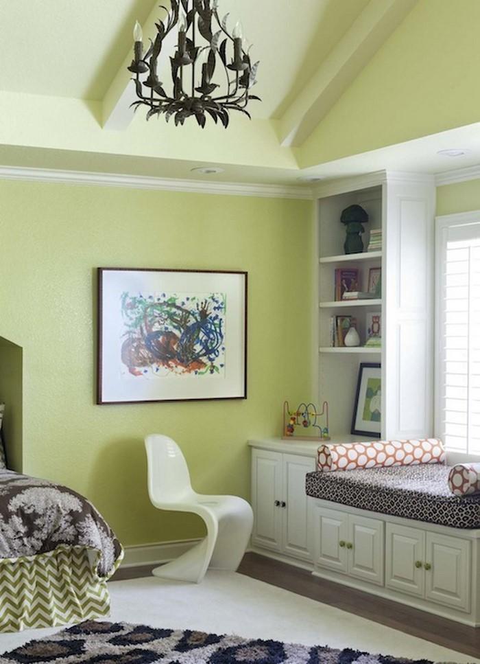 Wohnzimmer Farben: 107 großartige Ideen