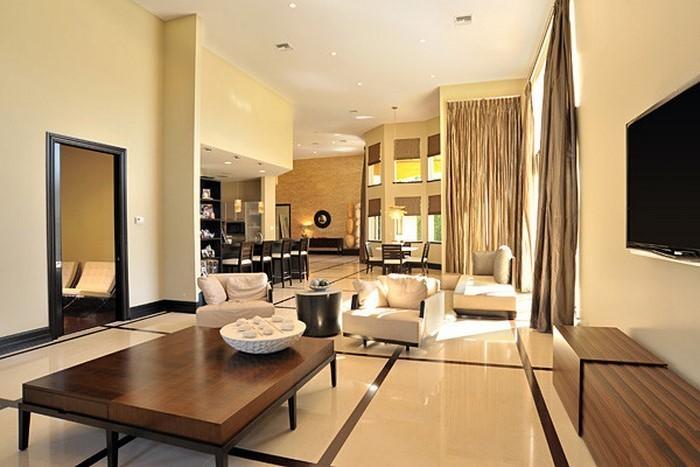 coole wohnzimmer farben:Wohnzimmer-Farben-cooles-Design