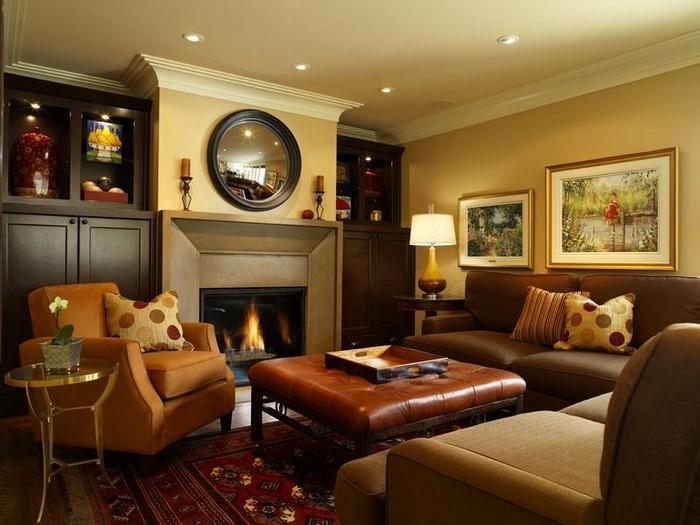 Wohnzimmer-Farben-moderne-Entscheidung