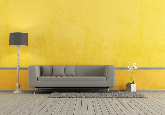 What Color To Paint Living Room With Gold Couch