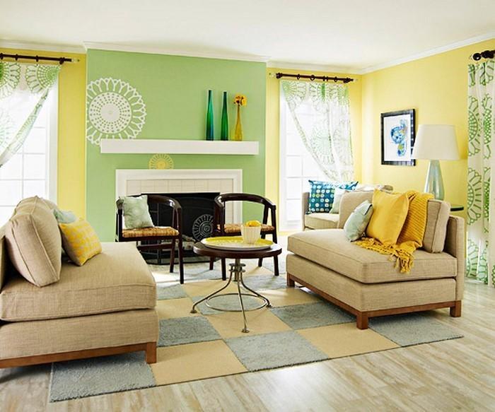 Wohnzimmer-Ideen-mit-Gelb-Ein-super-Interieur