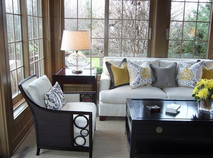 Wohnzimmer-Ideen-mit-Gelb-Eine-coole-Deko