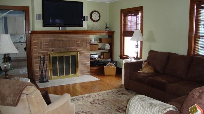 wohnzimmer farbideen braun – Dumss.com
