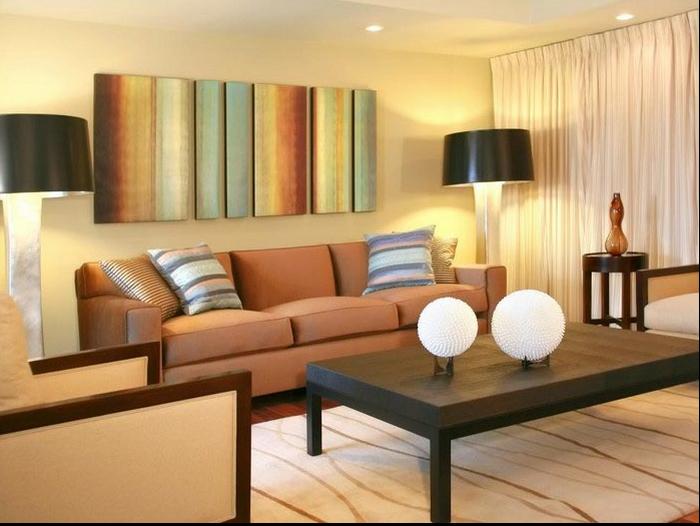 wohnzimmer braun: tolle wohnideen für das wohnzimmer - Bilder Wohnzimmer Braun