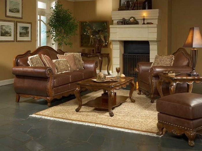 wohnzimmer braun tolle wohnideen f r das wohnzimmer. Black Bedroom Furniture Sets. Home Design Ideas