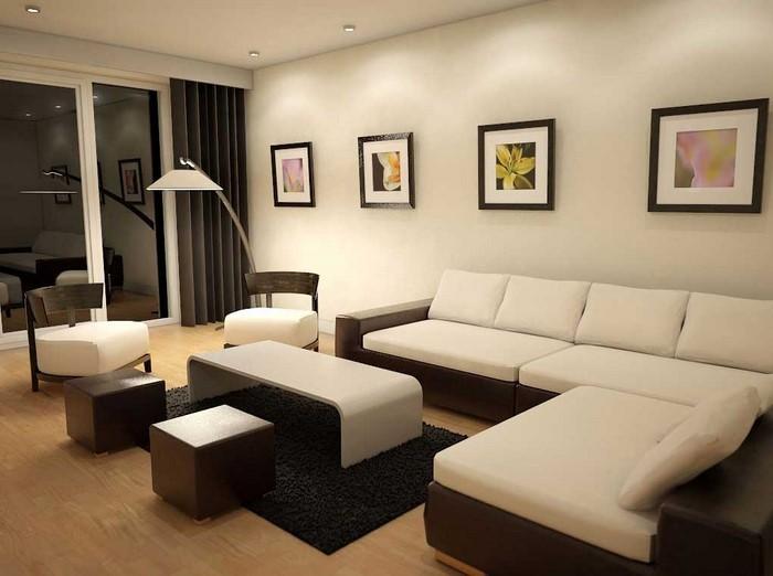 design : moderne wohnzimmer braun ~ inspirierende bilder von ... - Moderne Wohnzimmer Braun