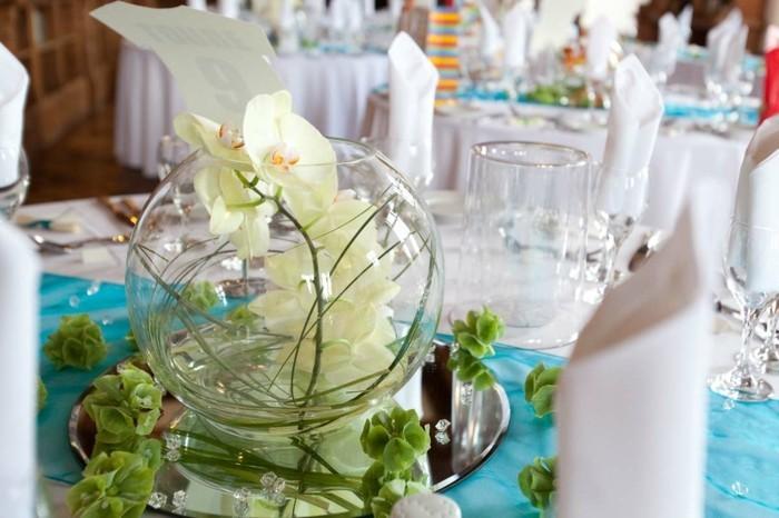 außergewöhnliche-Tischdeko-Sphäre-aus-Glas