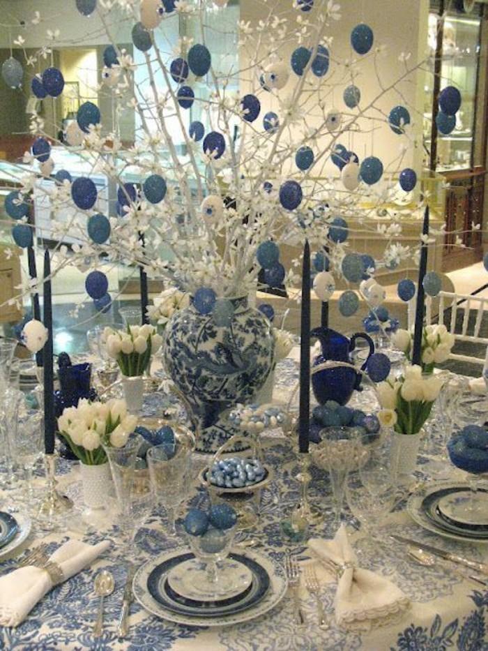 ausgefallene-Tischdeko-Hochzeit-aus-verschiedenen-Stillen