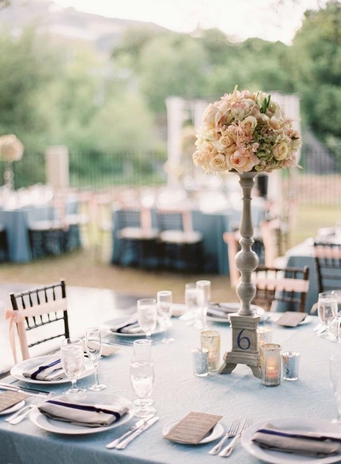 ausgefallene-Tischdeko-Hochzeit-interessante-Vase