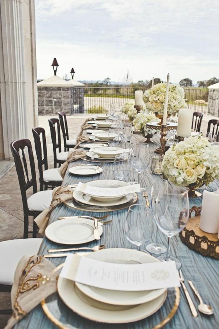 ausgefallene-Tischdeko-auf-der-Terrasse
