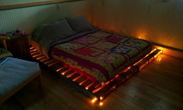 bett selber bauen ideen und bauanleitungen. Black Bedroom Furniture Sets. Home Design Ideas