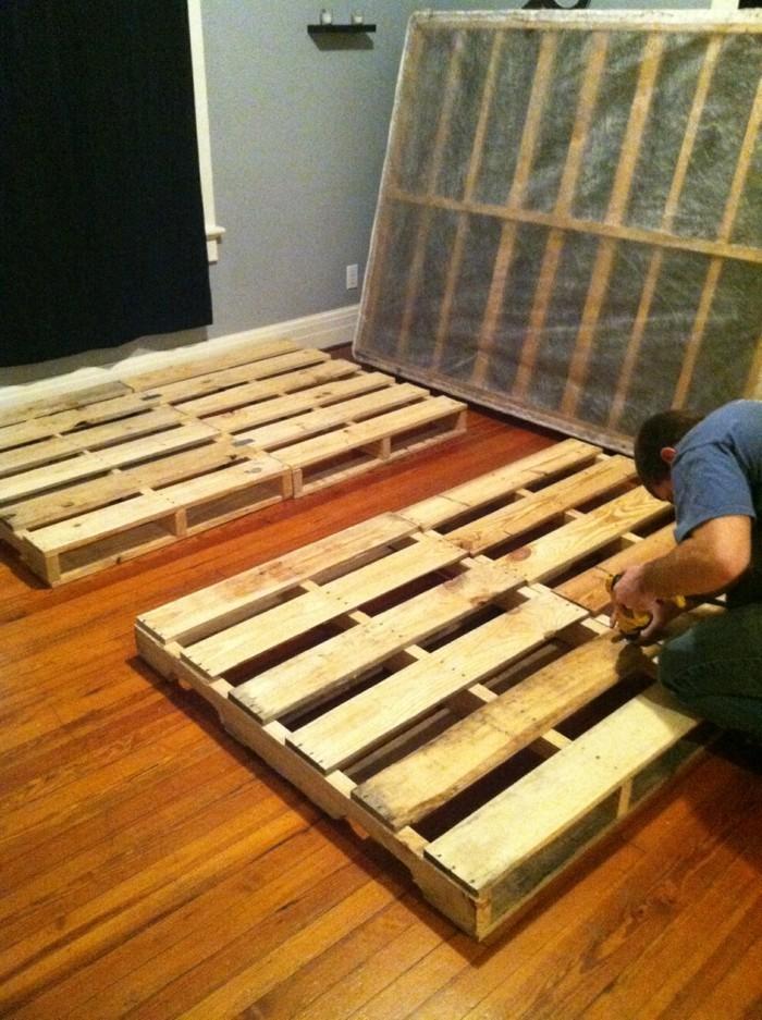 bett selber bauen bett selber bauen with bett selber bauen bett aus bauen so gehts with bett. Black Bedroom Furniture Sets. Home Design Ideas