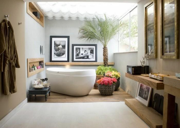 Mediterranes Badezimmer – so baden Sie wie im Mittelmeerraum ...