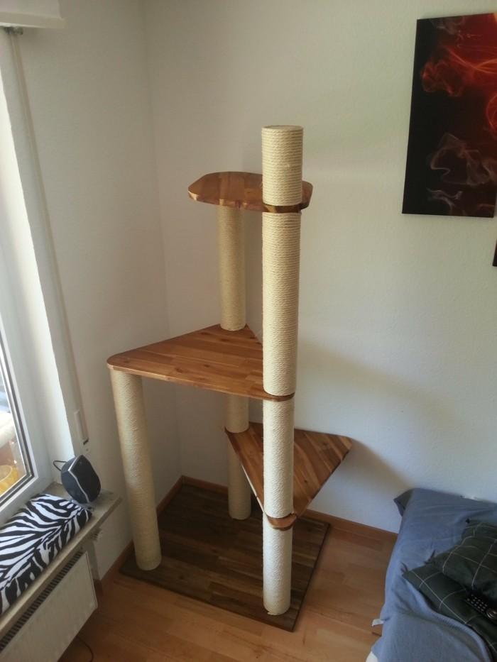 kratzbaum selber bauen aus naturholz great with kratzbaum selber bauen aus naturholz trendy. Black Bedroom Furniture Sets. Home Design Ideas