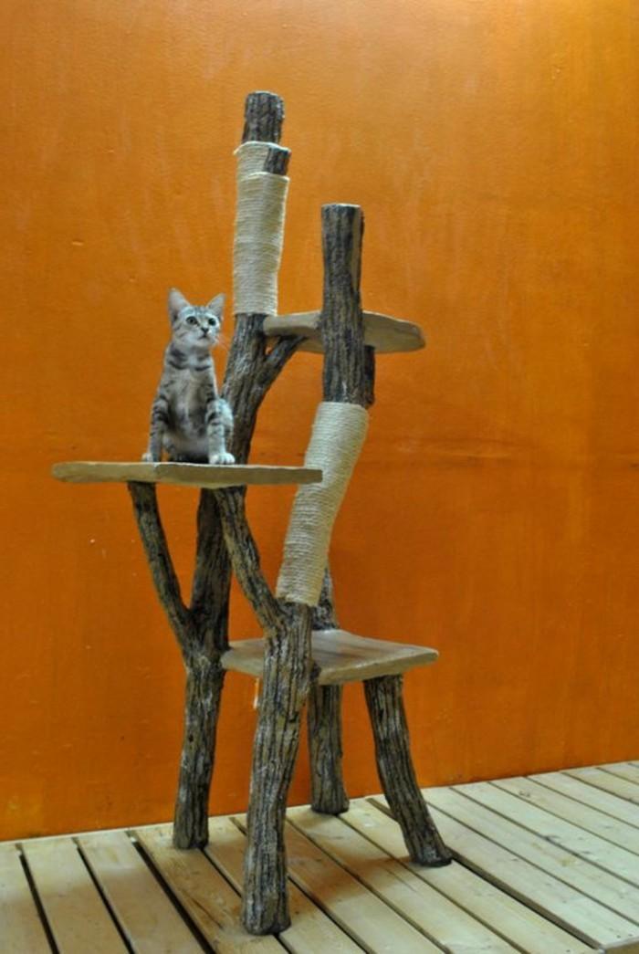 kratzbaum-selber-bauen-für-die-katze-einen-kratzbaum-selber-bauen