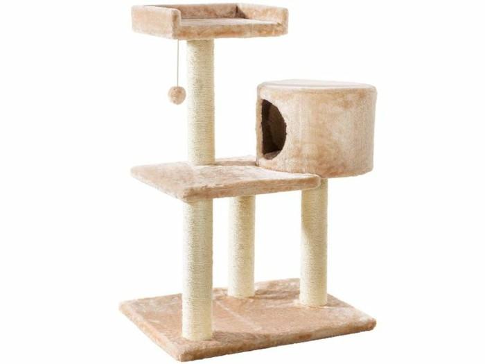 kratzbaum selber bauen anleitung simple wanddesign. Black Bedroom Furniture Sets. Home Design Ideas