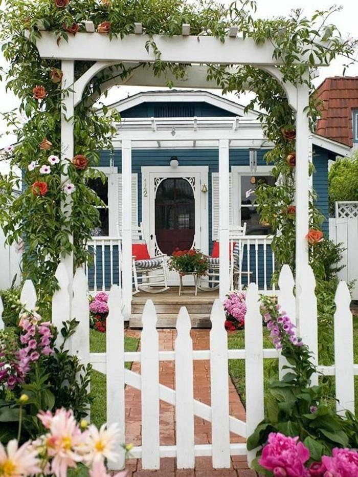 Gartentor Holz Pergola_13:25:23 ~ Egenis.com : Inspirierend Garten ... Pergola Gartentor Sichtschutz Gemutlichkeit