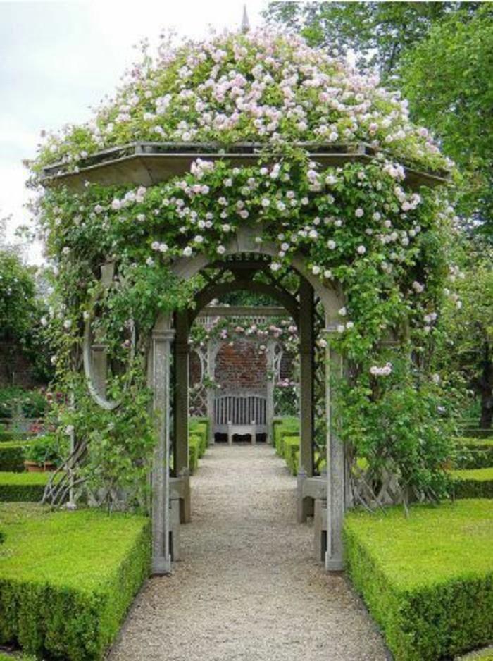 Hagebaumarkt gartentisch holz - Arcos de jardin ...