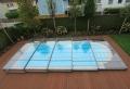 Welche Schwimmbadüberdachung ist die passende für mich?