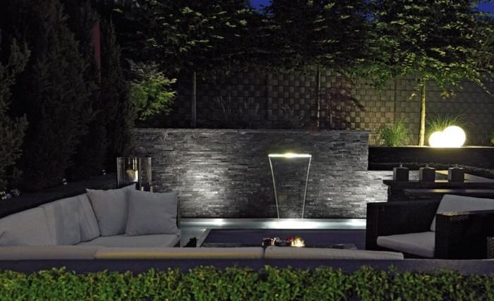 garten terrasse bauen kies carprola for. Black Bedroom Furniture Sets. Home Design Ideas