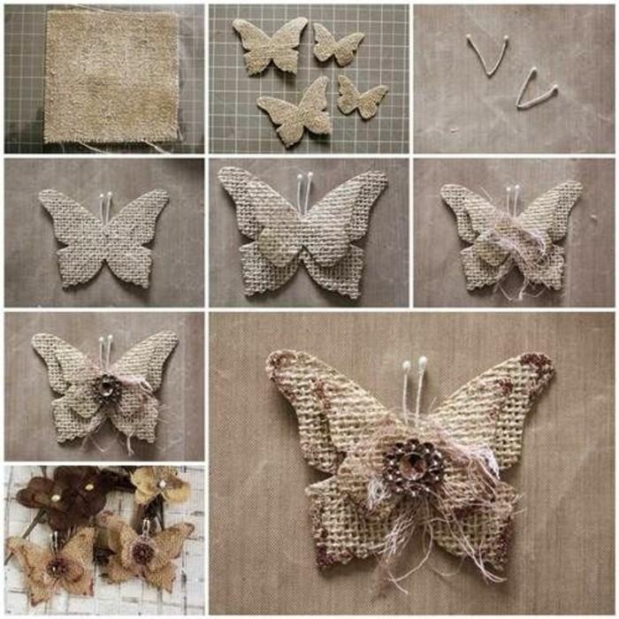Bastelanleitung-Schmetterling-aus-einem-Stoff