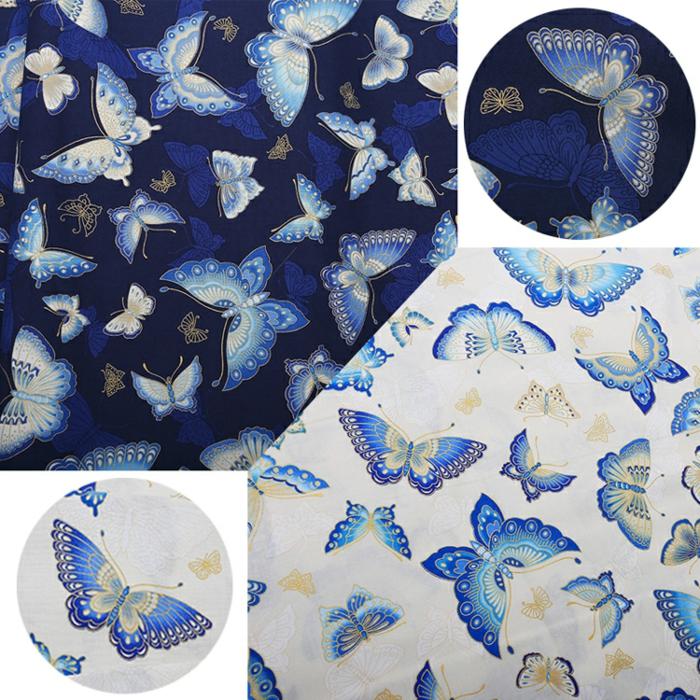 Basteln-mit-Kindern-Frühling-blaue-Schmetterlinge
