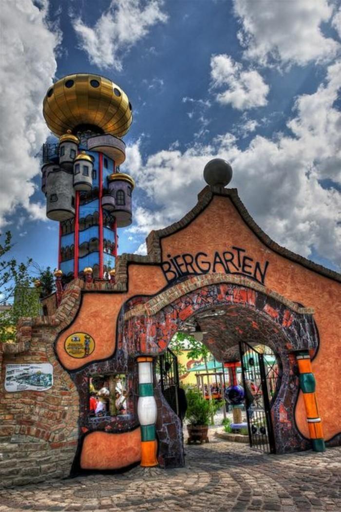 Bilder-vom-Oktoberfest-architektonische-Biergarten