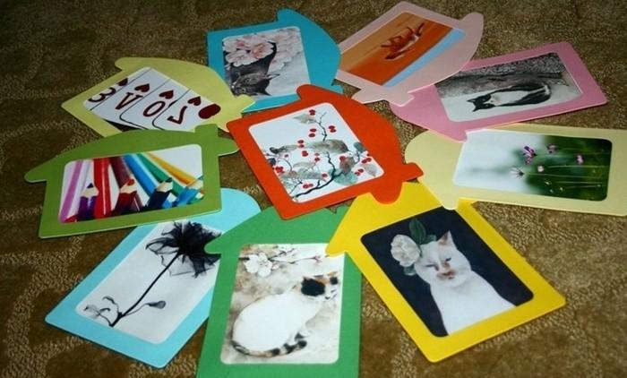 Bilderrahmen selber machen aus papier  40 kreative Vorschläge, wie Sie Bilderrahmen selber bauen ...